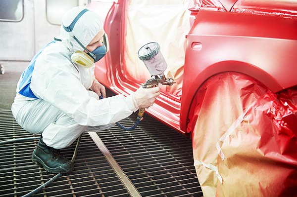 paint and body collision repair